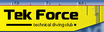 """TekForce"" Technical Diving Club"